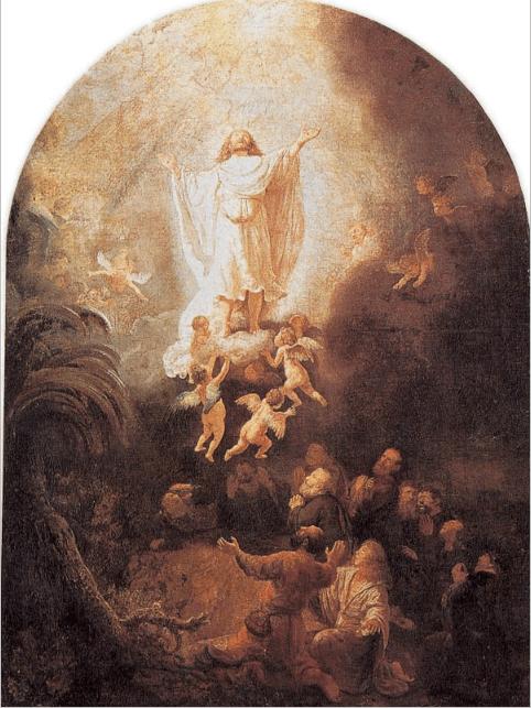 иллюстрация к библии Деяния святых апостолов глава 1