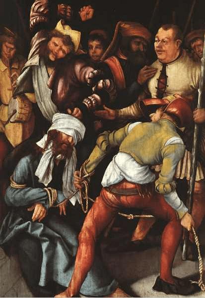 иллюстрация к библии ЕВАНГЕЛИЕ ОТ ЛУКИ глава 22