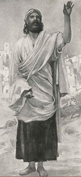 иллюстрация к библии КНИГА ПРОРОКА ОСИИ глава 8