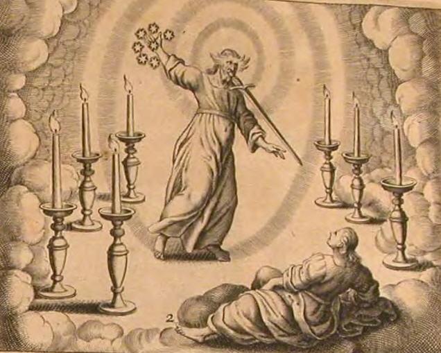 Иллюстрация к Откровению Иоанна Богослова