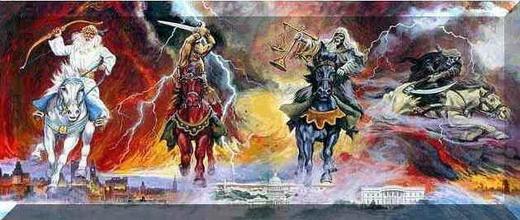 всадники из апокалипсиса Иоанна