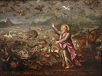 библейские сюжеты сотворение мира