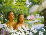 библейские сюжеты адам и ева