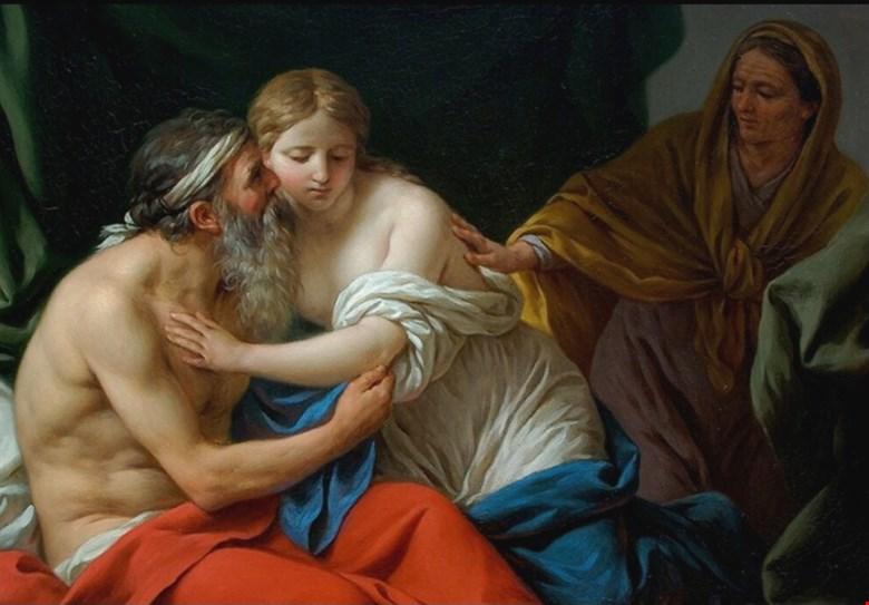 Авраам, анарь и Сара