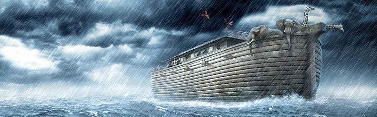 ноев ковчег, всемирный потоп