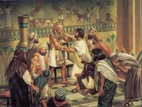 Библейские сюжеты Ветхого Завета.