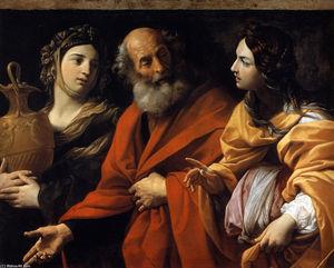 библейский сюжет лот и его дочери