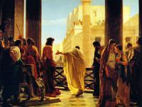 новозаветные библейские сюжеты