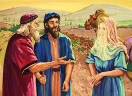 известные библейские сюжеты