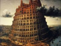библейские сюжеты вавилонская башня