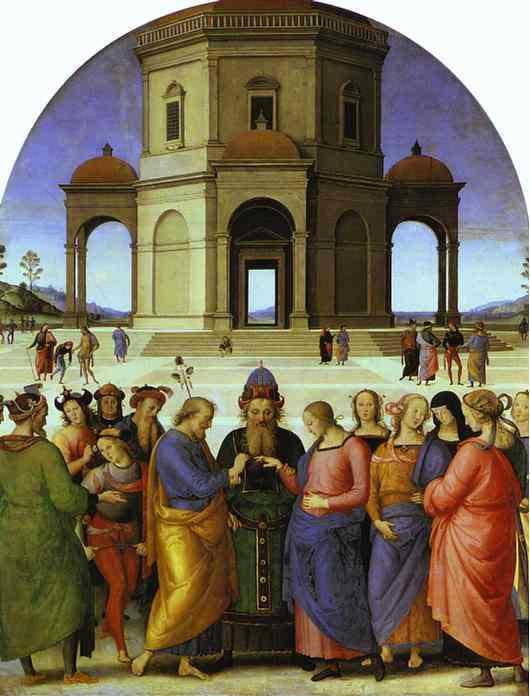 Брак Иосифа и Марии
