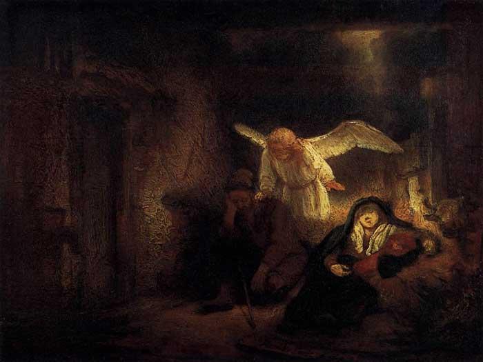 Сон Иосифа Обручника