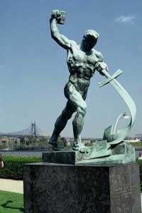 статуя тувалкаина