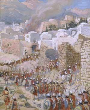 Взятие Иерихона