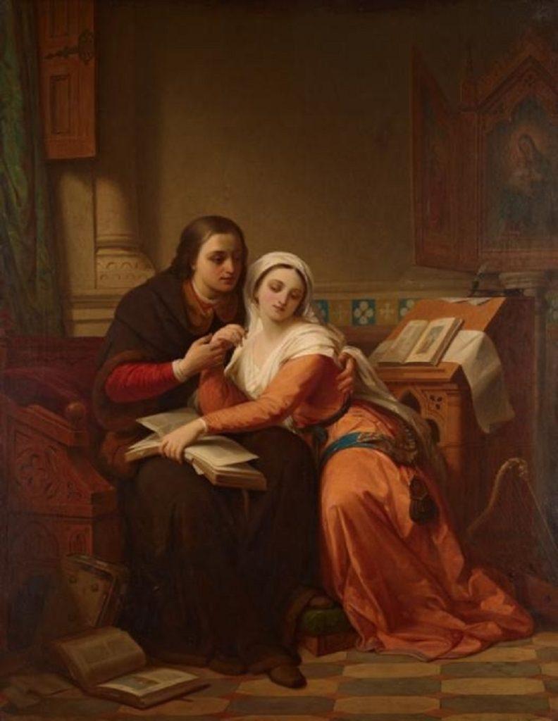 Абеляр и Элоиза