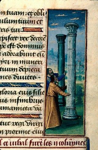 Иавал и Иувал. Миниатюра. Франция, 1480-1485 гг.