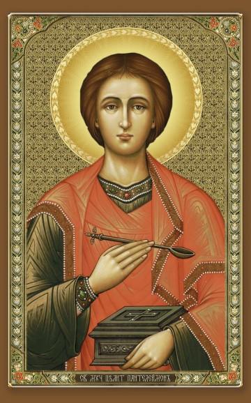 святой целитель пантелеймон