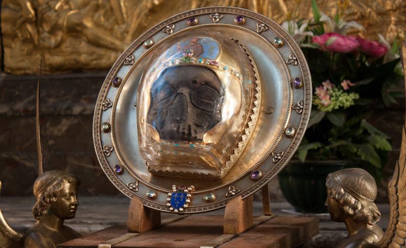 Христианские святыни, глава Иоанна