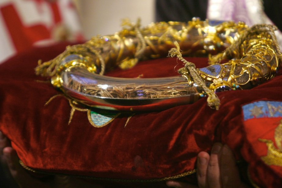 христианская святыня терновый венец