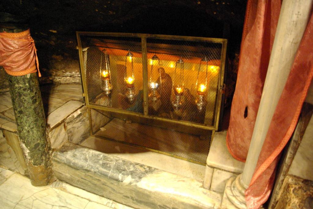 христианские реликвии - Ясли христовы